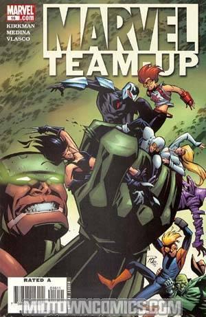 Marvel Team-Up Vol 3 #16
