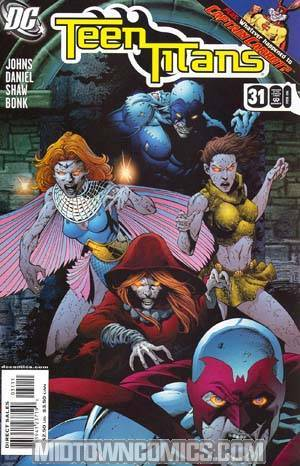 Teen Titans Vol 3 #31