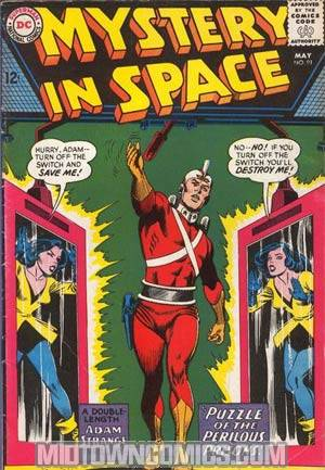 Mystery In Space #91