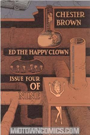 Ed The Happy Clown #4