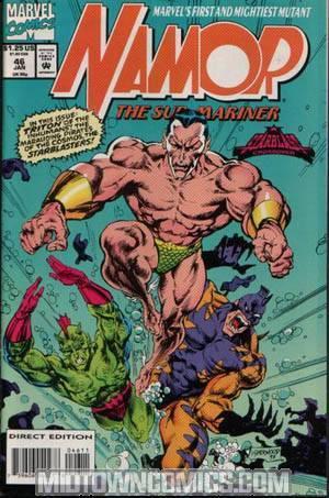 Namor The Sub-Mariner #46