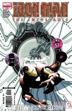 Iron Man The Inevitable #2