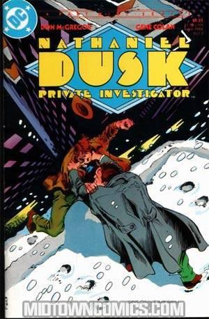 Nathaniel Dusk #2