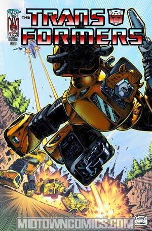 Transformers Infiltration #1 Guidi Cvr