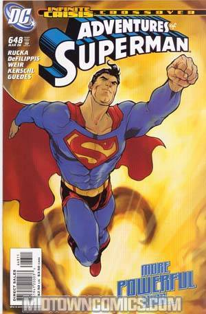 Adventures Of Superman #648