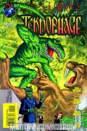 Neil Gaimans Teknophage #5