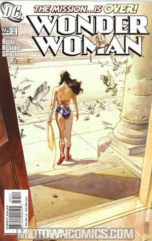Wonder Woman Vol 2 #225