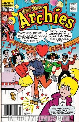 New Archies #13