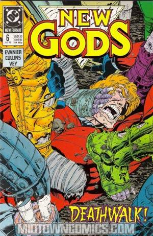New Gods Vol 3 #6