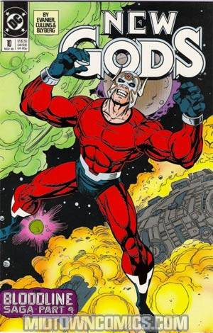 New Gods Vol 3 #10