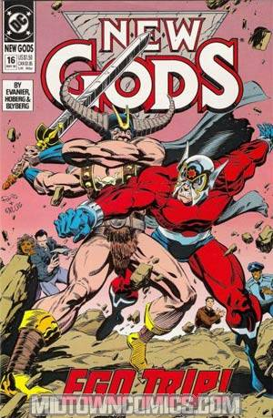 New Gods Vol 3 #16