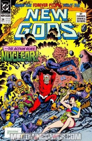 New Gods Vol 3 #24