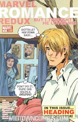 Marvel Romance Redux But I Thought He Loved Me #1