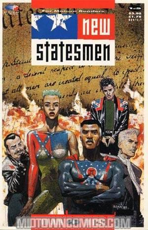 New Statesmen #1