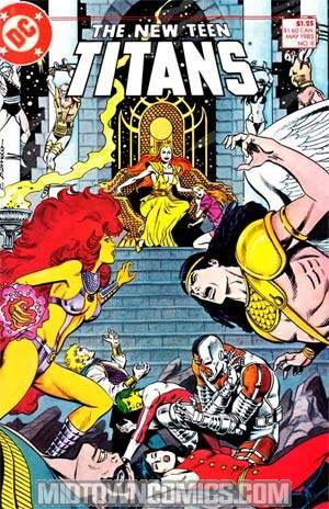 New Teen Titans Vol 2 #8