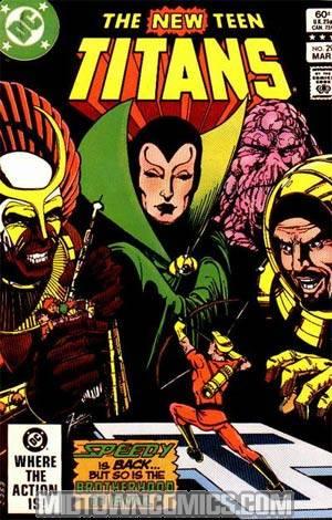 New Teen Titans #29
