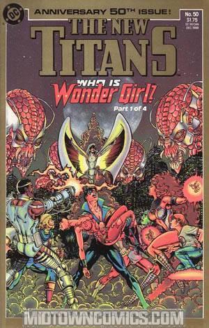 New Titans #50