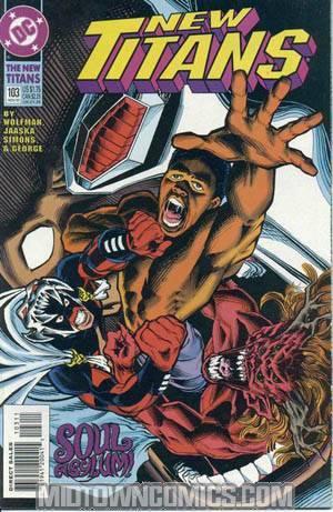 New Titans #103