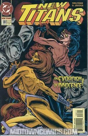 New Titans #108