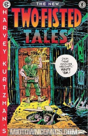 New Two-Fisted Tales #1