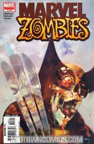 Marvel Zombies #3