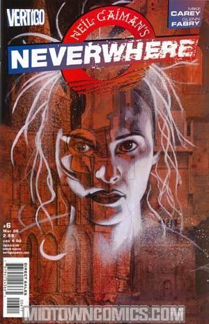 Neil Gaimans Neverwhere #6
