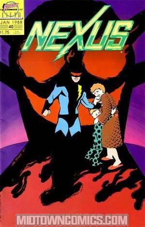 Nexus Vol 2 #40
