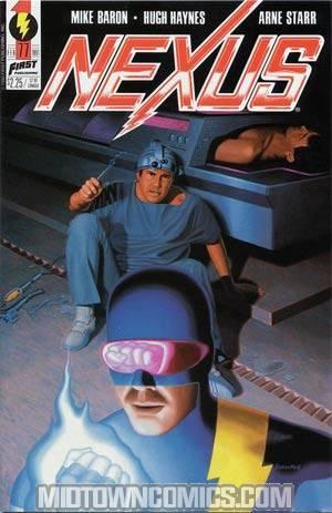 Nexus Vol 2 #77