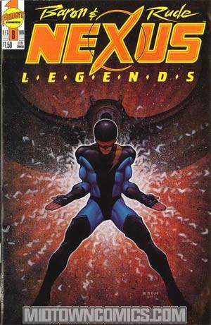 Nexus Legends #8