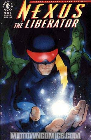 Nexus The Liberator #4