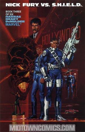 Nick Fury vs SHIELD #3