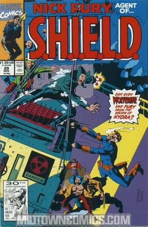 Nick Fury Agent Of SHIELD Vol 2 #29