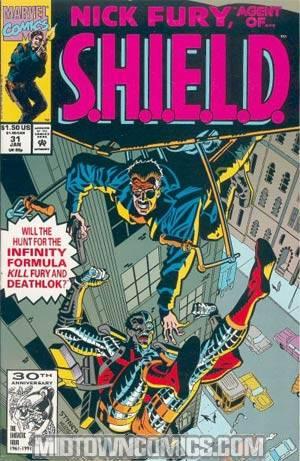 Nick Fury Agent Of SHIELD Vol 2 #31