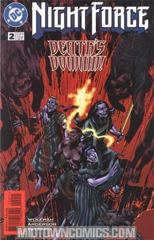Night Force Vol 2 #2