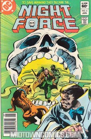 Night Force #6