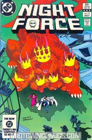 Night Force #12