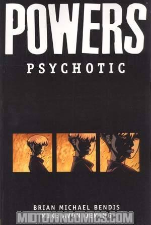 Powers Vol 9 Psychotic TP