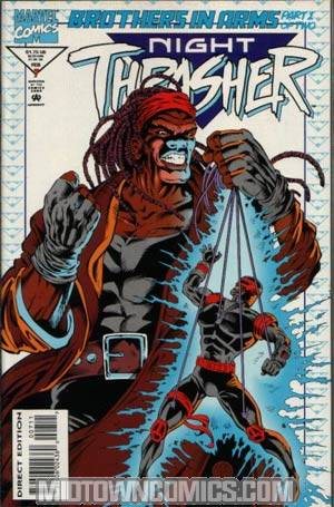 Night Thrasher #7