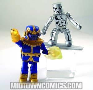 Marvel Minimates Series 7 Silver Surfer