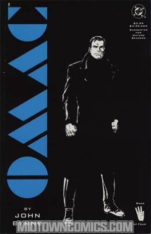 OMAC One Man Army Corps Book #3