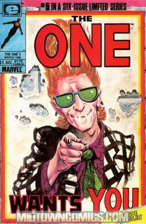 One (Marvel Epic) #5