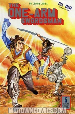 One-Arm Swordsman #5