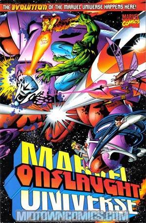Onslaught Marvel #1