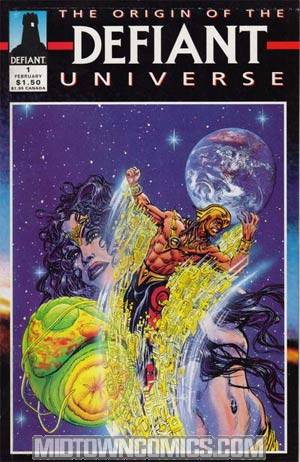 Origin Of The Defiant Universe #1