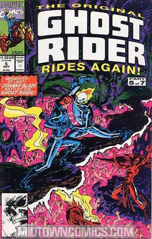 Original Ghost Rider Rides Again #5