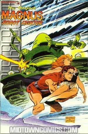 Original Magnus Robot Fighter #1