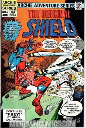 Original Shield #3