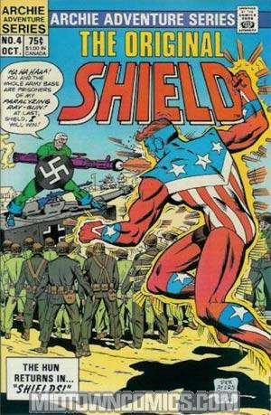 Original Shield #4