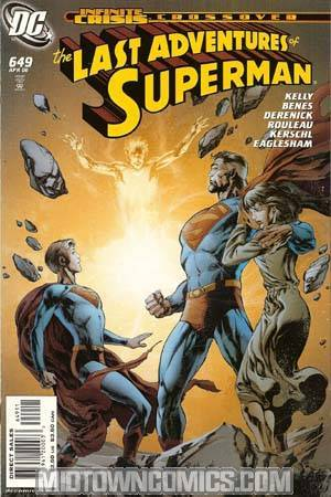 Adventures Of Superman #649