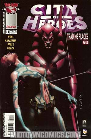 City Of Heroes Vol 2 #11